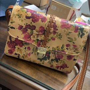 PATRICIA NASH CROSSBODY !